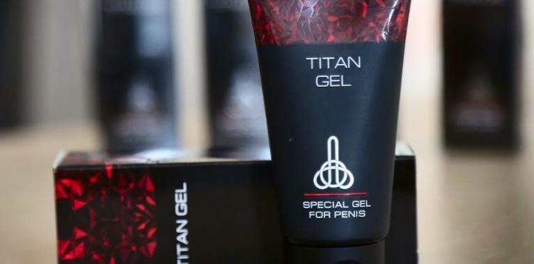 Titan Gel Asli di Indonesia — Jual dan Harga